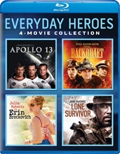 Picture of Everyday Heroes 4-Movie Collection [Blu-ray]
