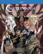Picture of Castlevania Season 3 [Blu-ray]