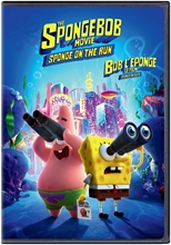 Picture of The SpongeBob Movie: Sponge on the Run [DVD]