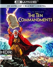Picture of The Ten Commandments (1956) [UHD]