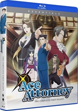 Picture of Ace Attorney - Complete Season 1 [Blu-ray]