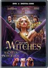 Picture of The Witches (Bilingual) [DVD+Digital]