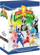 Picture of Mighty Morphin Power Rangers: The Complete Series [DVD]