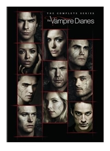 Picture of The Vampire Diaries: The Complete Series [DVD]
