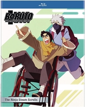 Picture of Boruto: Naruto Next Generations – The Ninja Steam Scrolls [Blu-ray]