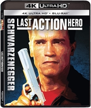 Picture of Last Action Hero (Bilingual) [UHD+Blu-ray+Digital]