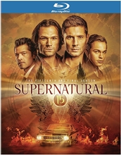 Picture of Supernatural: The Fifteenth & Final Season [Blu-ray]