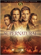 Picture of Supernatural: The Fifteenth & Final Season [DVD]