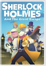 Picture of Sherlock Holmes and The Great Escape [DVD]
