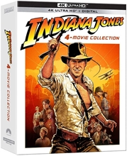 Picture of Indiana Jones: 4-Movie Collection [UHD+Digital]