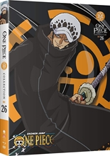 Picture of One Piece: Collection 26 [Blu-ray+DVD]