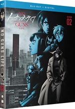 Picture of No Guns Life: Season 2 [Blu-ray+Digital]