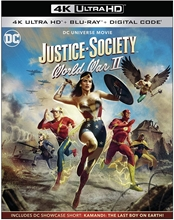 Picture of Justice Society: World War II [UHD+Blu-ray]