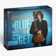 Picture of How Blue Can You Get by GARY MOORE