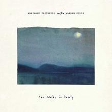 Picture of She Walks In Beauty (with Warren Ellis) by Marianne Faithfull [CD]