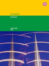 Picture of Discovery (Live In Rio) by Pet Shop Boys [2 CD/DVD]