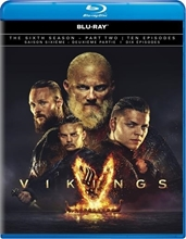Picture of Vikings: The Sixth Season - Part Two [Blu-ray]