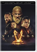 Picture of Vikings: The Sixth Season - Part Two [DVD]