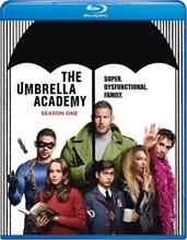 Picture of Umbrella Academy: Season One [Blu-ray]