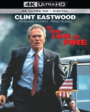 Picture of In the Line of Fire (Bilingual) [UHD+Blu-ray+Digital]