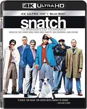 Picture of Snatch [UHD+Blu-ray+Digital]