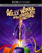 Picture of Willy Wonka and the Chocolate Factory [UHD+Blu-ray]