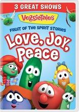 Picture of VeggieTales: Fruits of the Spirit Stories Vol. 1 –Love, Joy, Peace [DVD]