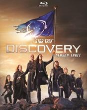 Picture of Star Trek: Discovery - Seasons Three [Blu-ray]