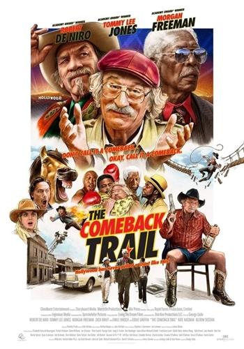 Picture of The Comeback Trail [DVD]