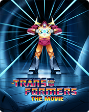 Picture of The Transformers: The Movie (35th Anniversary Limited Edition SteelBook) [UHD]