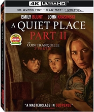 Picture of A Quiet Place Part II [UHD+Blu-ray+Digital]