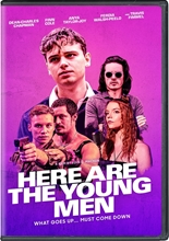 Picture of Here Are The Young Men [DVD]