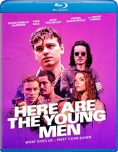 Picture of Here Are The Young Men [Blu-ray]
