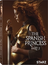 Picture of The Spanish Princess: Part 2 [DVD]