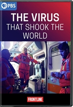 Picture of FRONTLINE: The Virus that Shook the World [DVD]
