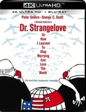Picture of Dr. Strangelove Or: How I Learned To Stop Worrying And Love The Bomb (Bilingual) [UHD+Blu-ray+Digital]