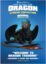 Picture of How to Train Your Dragon 3-Movie Collection [DVD]