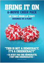 Picture of Bring it on 6-Movie Collection [DVD]