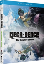 Picture of DECA-DENCE - The Complete Season [Blu-ray+Digital]