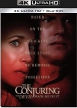 Picture of The Conjuring: The Devil Made Me Do It [UHD+Blu-ray+Digital]