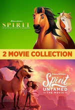 Picture of Spirit Untamed: 2-Movie Collection [DVD]