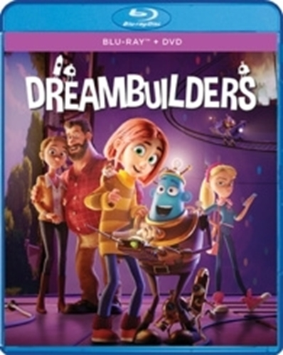 Picture of Dreambuilders [Blu-ray+DVD+Digital]