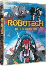 Picture of RoboTech - Part 1 (The Macross Saga) ]Blu-ray]
