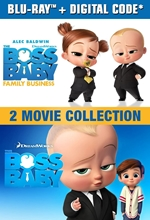 Picture of The Boss Baby 2-Movie Collection [Blu-ray]