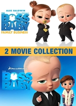 Picture of The Boss Baby 2-Movie Collection [DVD]