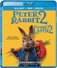 Picture of Peter Rabbit 2 (Bilingual) [Blu-ray+DVD+Digital]