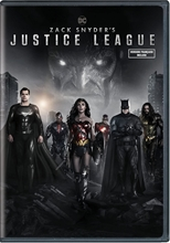Picture of Zack Snyder's Justice League [DVD]