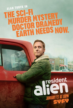 Picture of Resident Alien: Season One [Blu-ray]