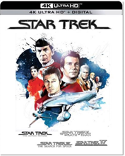 Picture of Star Trek: The Original 4-Movie Collection [UHD]