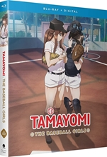 Picture of TAMAYOMI: The Baseball Girls - The Complete Season [Blu-ray]